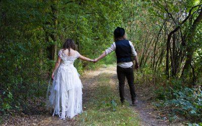 Hoe 'spiritueel' is trouwen eigenlijk nog?