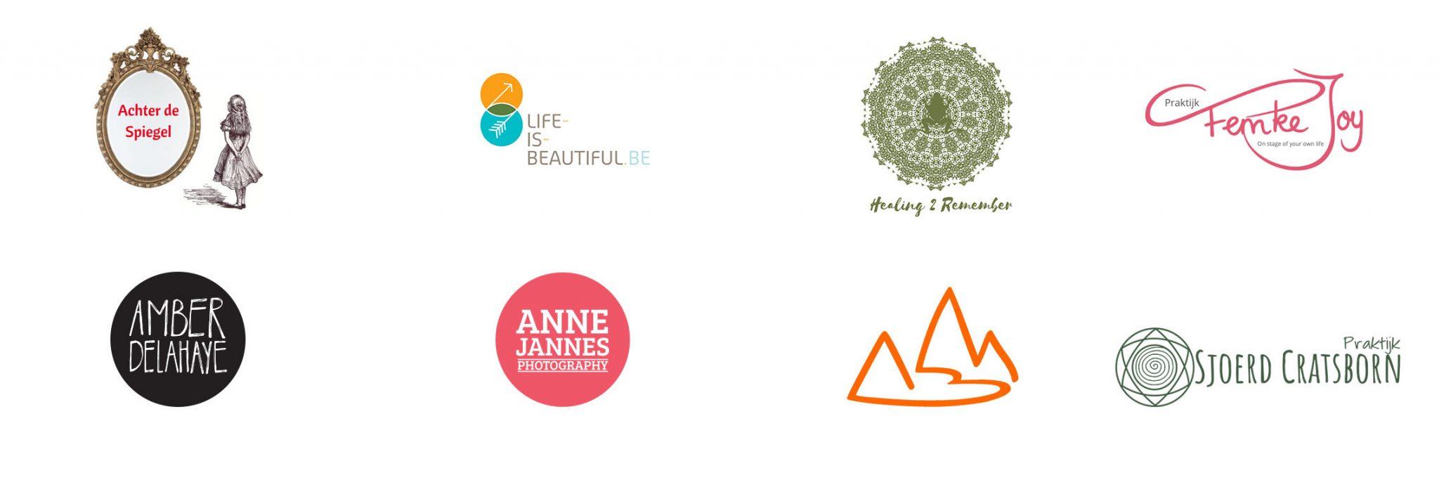 Affiliates logo's