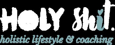 Logo HOLY shit. (tranparant)